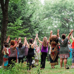 Wild Women Fest, yoga, dance, talks, rituals, workshops, meditation, mountaintop